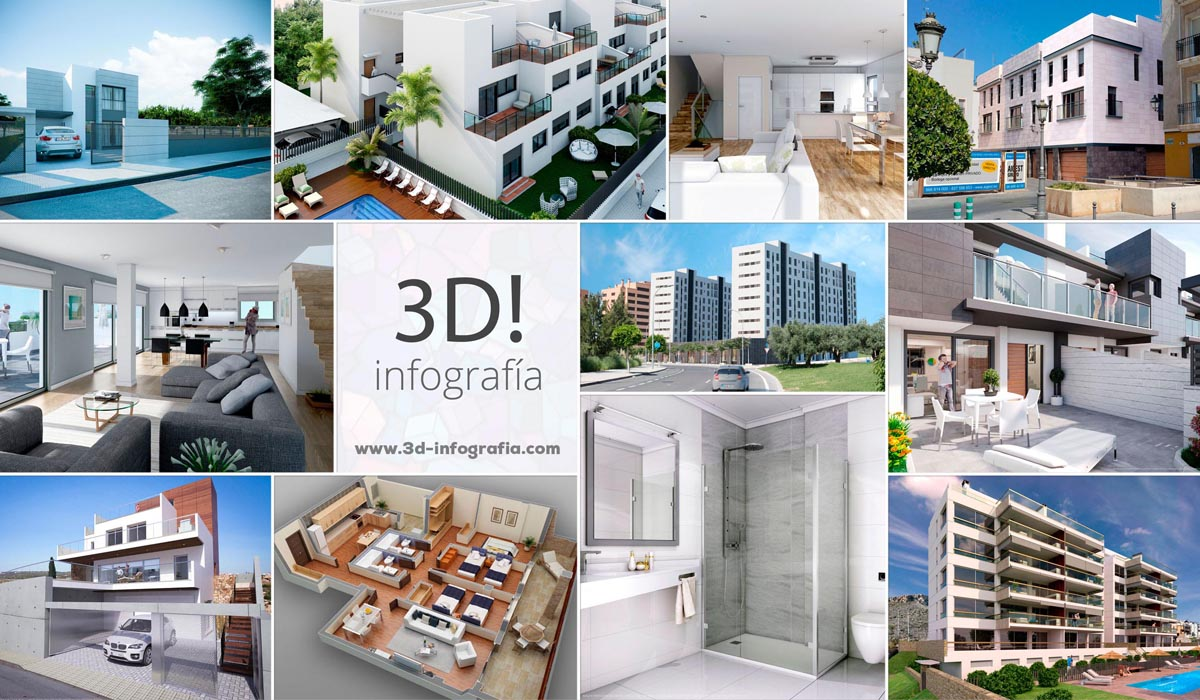 Infograf a 3d y arquitectura for Infografia arquitectura
